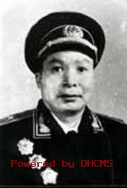 林伟少将---原解放军总参谋部通信兵部副主任