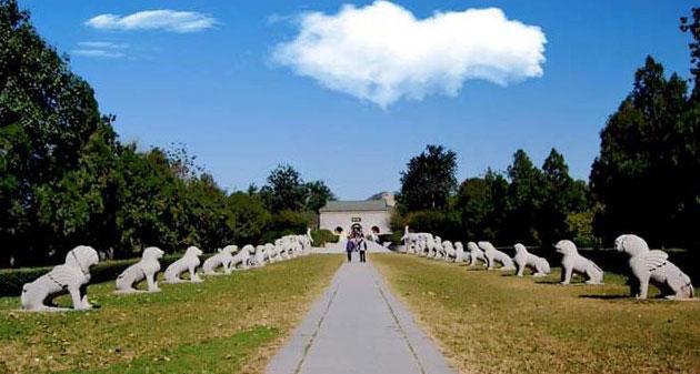 潞王陵景区