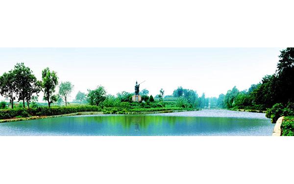 姜太公故里风景区