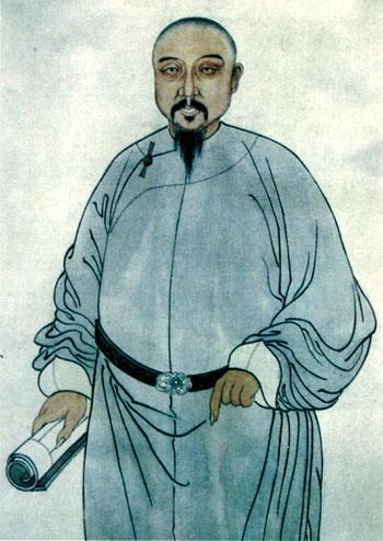 林鸿汉--林则徐第六代传人